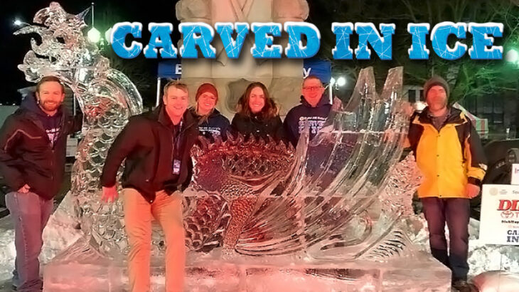 Carved In Ice 2020 Friday Night Group Photo