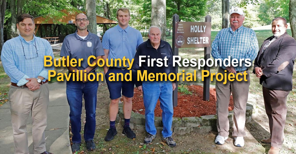 First Responder Pavillion and Memorial Project